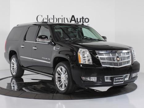 2013 cadillac escalade esv platinum edition cars for sale. Black Bedroom Furniture Sets. Home Design Ideas