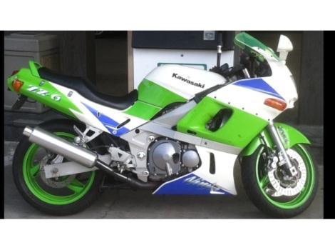 1994 Ninja Zx6r Motorcycles For Sale