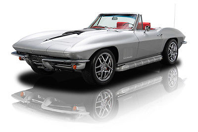 Chevrolet : Corvette Sting Ray Corvette Sting Ray Roadster Pro Touring EFI LS2 V8 TKO500 5 Speed A/C PS