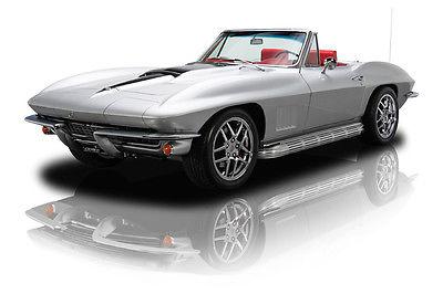 Chevrolet : Corvette Sting Ray Corvette Sting Ray Roadster Pro Touring EFI LS2 V8 TKO500 5 Speed A/C PS