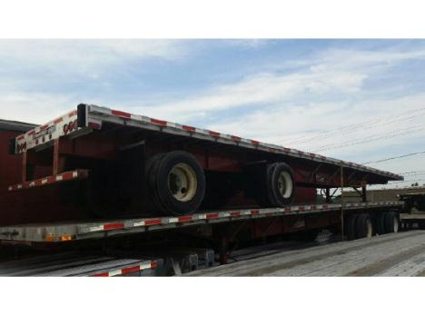 2005 TRANSCRAFT TRAILER