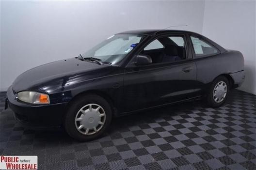 2001 Mitsubishi Mirage DE