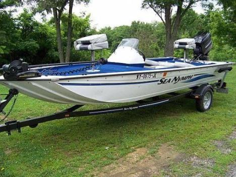 Sea Nymph Bass Boat Boats For Sale