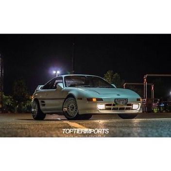Toyota : MR2 Turbo Toyota: 1993 MR2 Turbo GT-S RHD