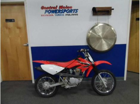 2008 Honda Crf 80 Motorcycles For Sale
