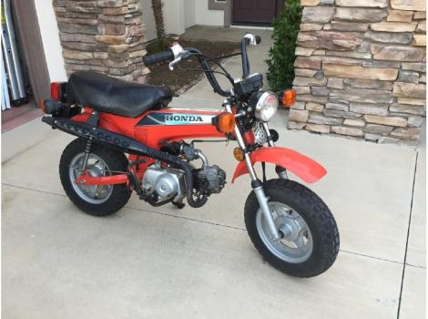 1981 Honda Ct 70 TRAIL