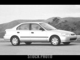 Used 1997 Honda Civic LX