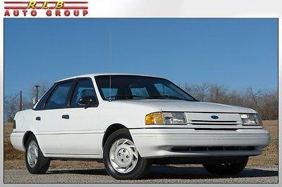 Ford : Tempo GL Sedan 1994 tempo gl sedan one of a kind 48 000 original miles just like new must see
