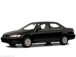Used 2001 Honda Accord Value