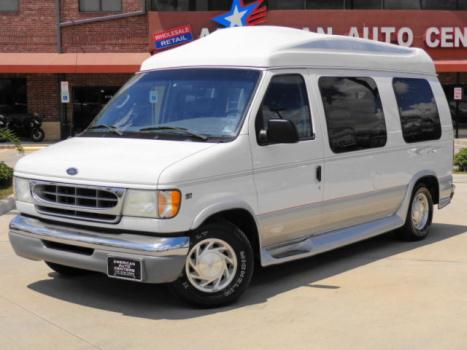 2002 ford econoline cargo van cars for sale. Black Bedroom Furniture Sets. Home Design Ideas