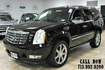 Cadillac : Escalade Nav DVD Loaded 2007 cadillac escalade awd every option you can have 1 owner perfect warranty