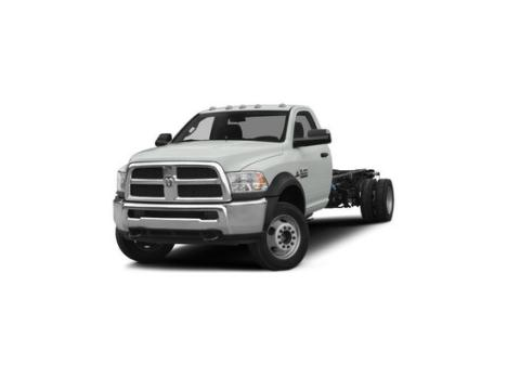 2015 Ram 3500 HD Chassis