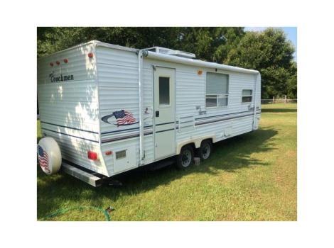 2004 Coachmen Spirit Of America 249QB