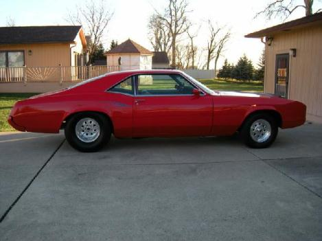 1967 Buick RIVIERA for: $30000