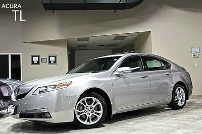 Acura : TL 4dr Sedan 2010 acura tl tech package navigation heated seats leather serviced loaded wow