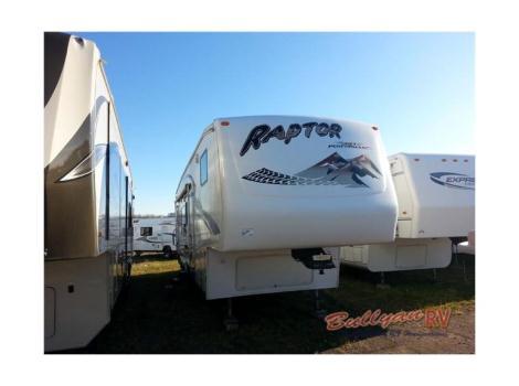 2005 Keystone Rv Raptor 3310