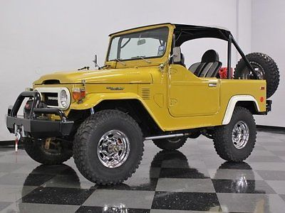 Toyota : Other FULL HARDTOP AND DOORS INCLUDED, FULLY RESTORED, EXTREMELY NICE FJ, LOTS MORE!