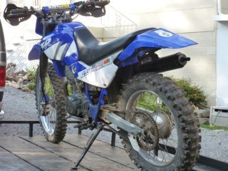 2000 yamaha TTR225