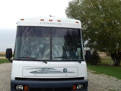 97 Winnebago Itasca Suncruiser 37' motor home FULLY LOADED