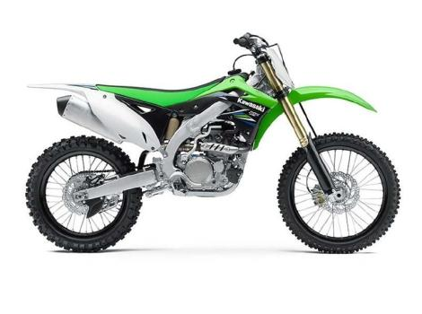 2014 Kawasaki KX 450F