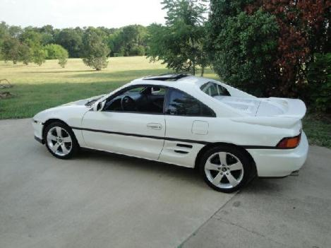 1993 Toyota MR2 for: $10500
