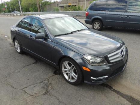 2013 Me/Benz C250 Sport Pkge 6200 miles