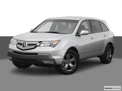 2007 Acura MDX  w/Tech w/RES