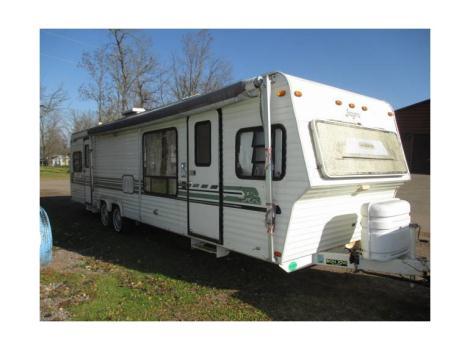 1983 Jayco Rv JayHawk 32 Travel Trailer Camper USED