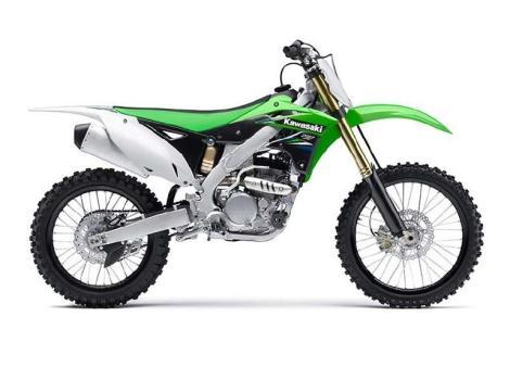2014 Kawasaki KX 250F