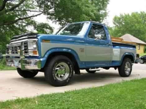 1984 ford f150 cars for sale. Black Bedroom Furniture Sets. Home Design Ideas