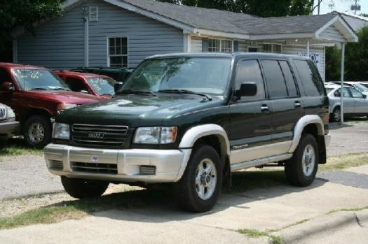 2001 Isuzu Trooper 4WD