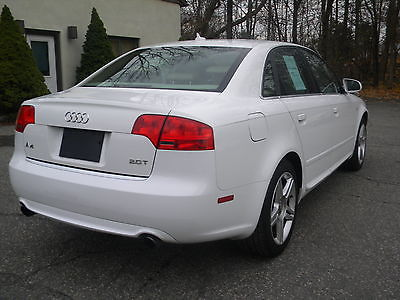 Audi : A4 A4 SALVAGE REBUILDABLE REPAIRABLE