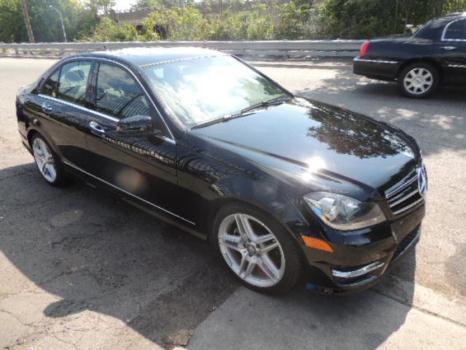 2014 Me/Benz C250 7725miles