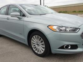 Ford fusion energi cars for sale for Cherry hill motor vehicle inspection