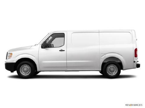 2014 Nissan NV1500 SV V6