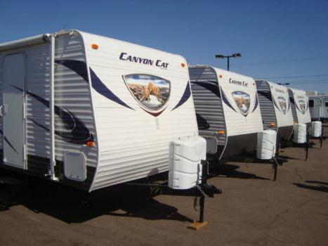 NEW 2013 Canyon Cat