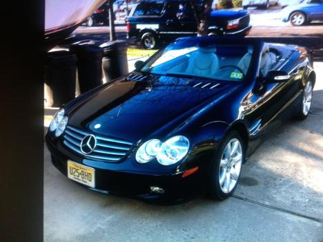 Mint condition sl500 benz