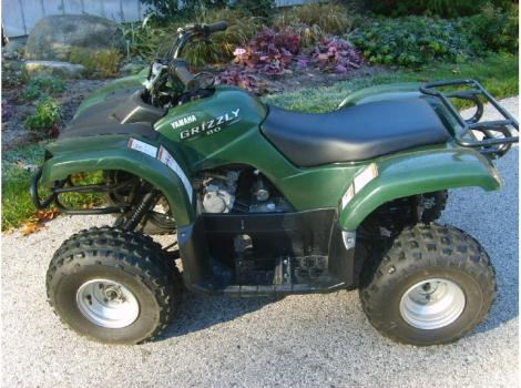 80 yamaha grizzly motorcycles for sale