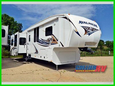 2012 Keystone Avalanche 330RE Used