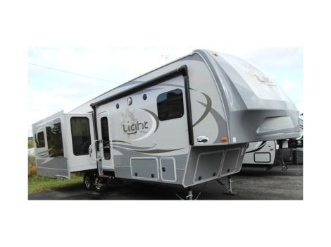 2015 Highland Ridge OPEN RANGE LIGHT 319RLS REAR LIVING FIFTH WHEEL