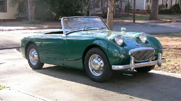 1959 Austin Healey Bugeye Sprite Roadster for: $24000