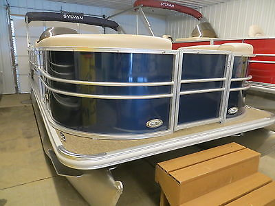 2014 Sylvan Mirage 820 Cruise Pontoon