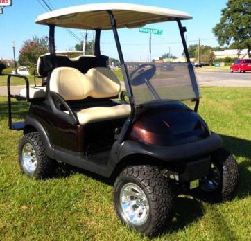 2011 Club Car Precedent Golf Cart Lifted