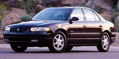 2002 BUICK Regal 4 Dr LS Sedan
