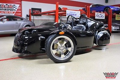Other Makes : Campagna V13R 2014 campagna v 13 r brand new full warranty harley davidson powered three wheeler