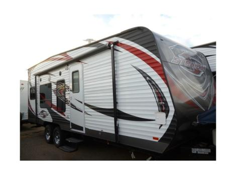 2014 Forest River STEALTH SS2116
