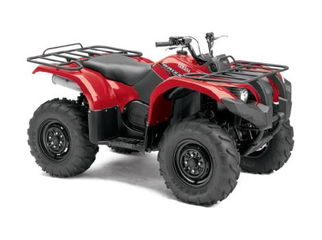 2014 Yamaha GRIZZLY 450 4WD EPS