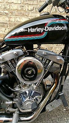 Harley-Davidson : Other 1975 harley davidson fx 1200 superglide shovelhead fxe