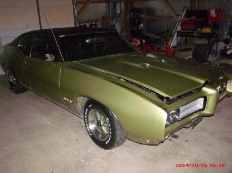 1969 Pontiac GTO for: $28000