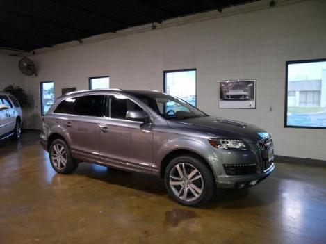 2011 Audi Q7 3.0L TDI Premium Plus - Motorwerks, Springfield Missouri
